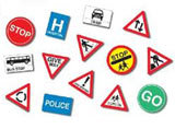 Roadworks, Barriers & Signs